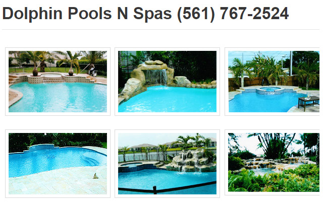 Dolphin Pools Amp Spas Offers Swimming Pool Installers Near Me