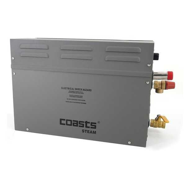 Coasts Steam Generator for Steam Saunas 4KW 240V with Controller