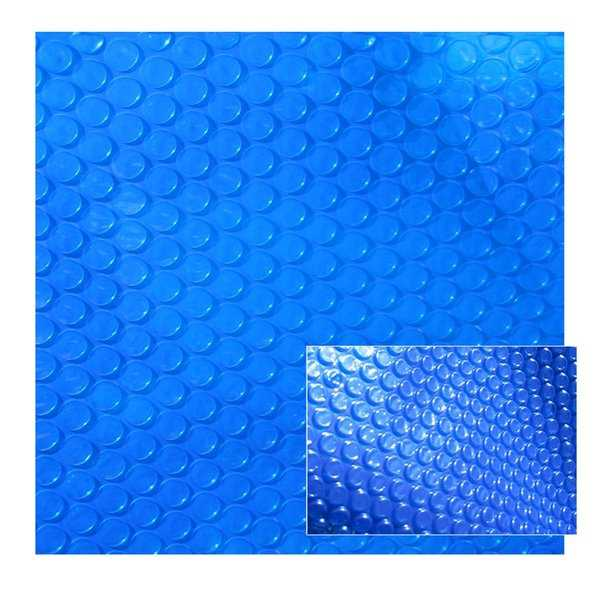 12-mil Solar Blanket for Hot Tubs - 7-ft x 8-ft Cover