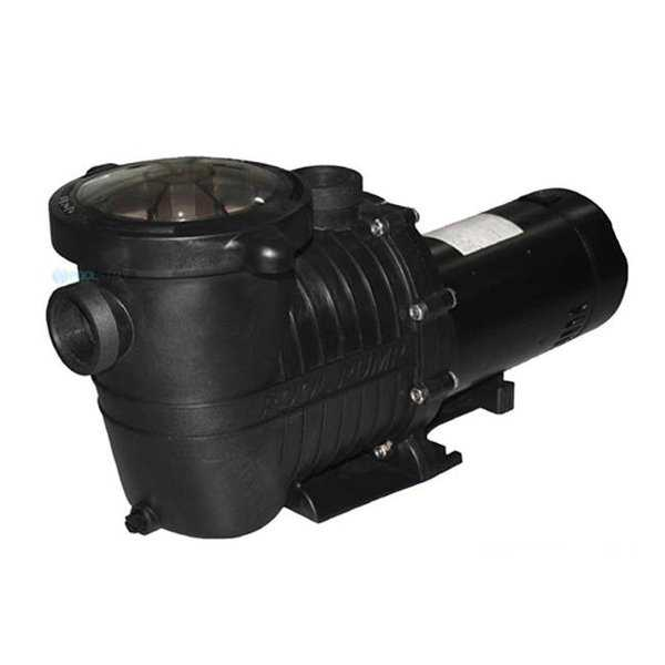 NorthLight Inground Swimming Pool Self-Priming Pump - 1Hp