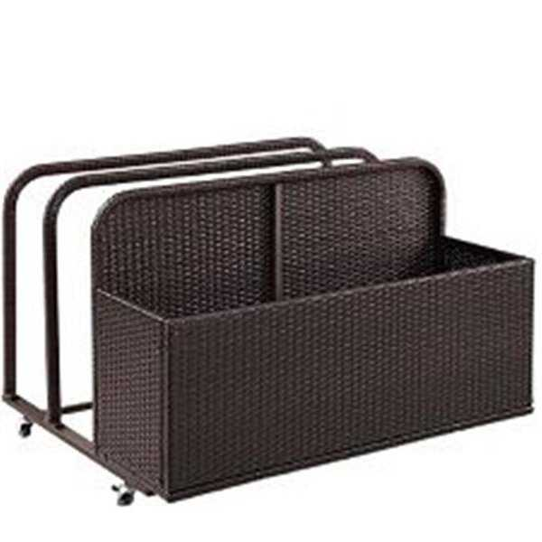 Modern Marketing Concepts Palm Harbor Outdoor Wicker Float Caddy