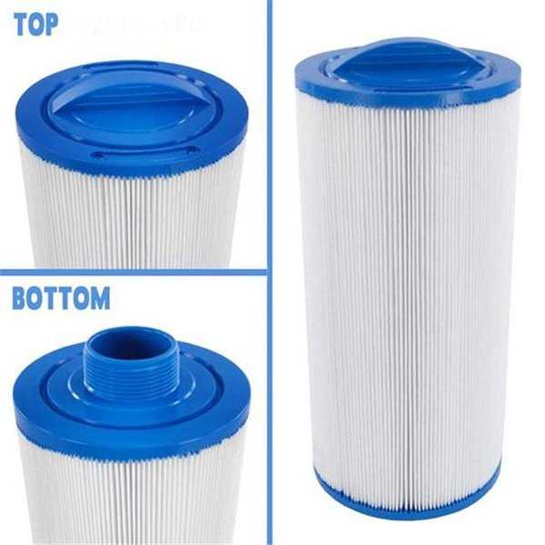 4.62 x 9.75 in. Pool & Spa Replacement Filter Cartridge, 25 sq